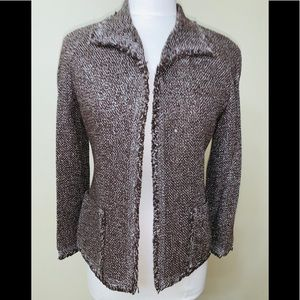 PRE-OWNED ANNE KLEIN BEAUTIFUL JACKET, SIZE 4